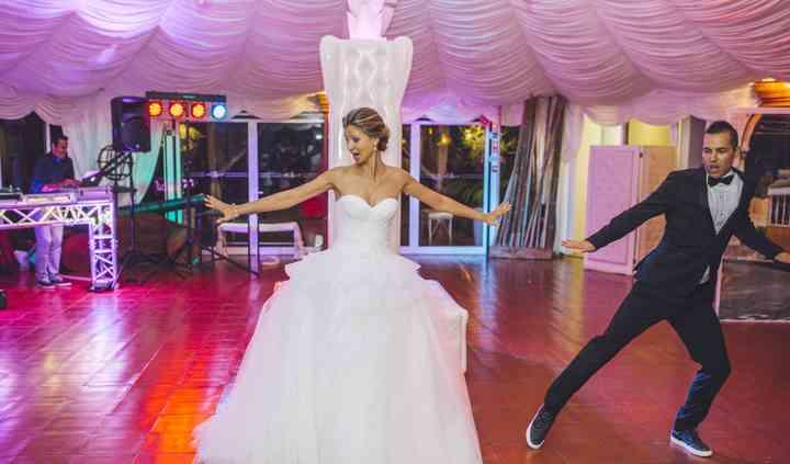 Coreografia baile