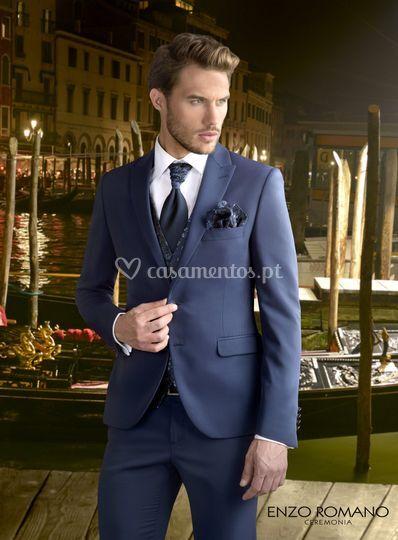 Wedding blue - enzo romano