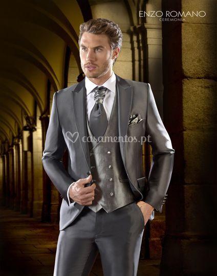 Wedding grey - enzo romano