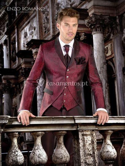 Wedding red - enzo romano