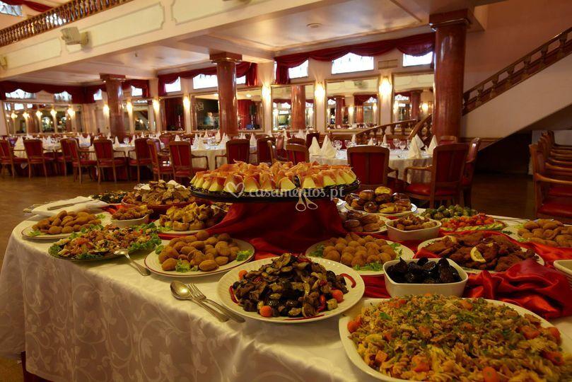 Pormenor buffet