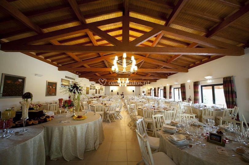 Sala do evento