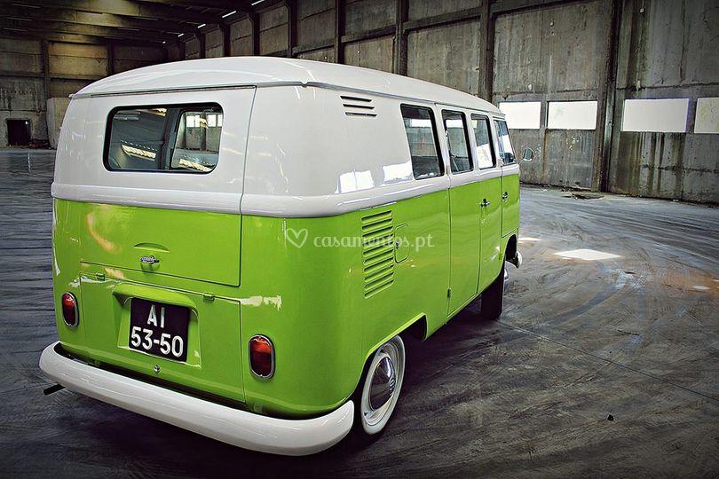 Oldgreenvan