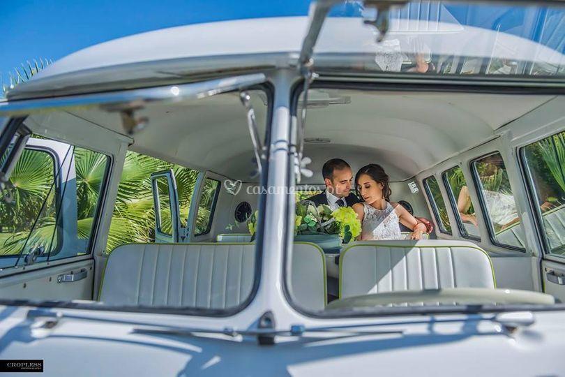 Oldgreenvan - Foto Cropless