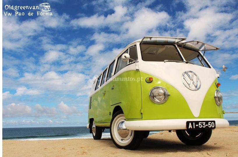 Oldgreenvan =)