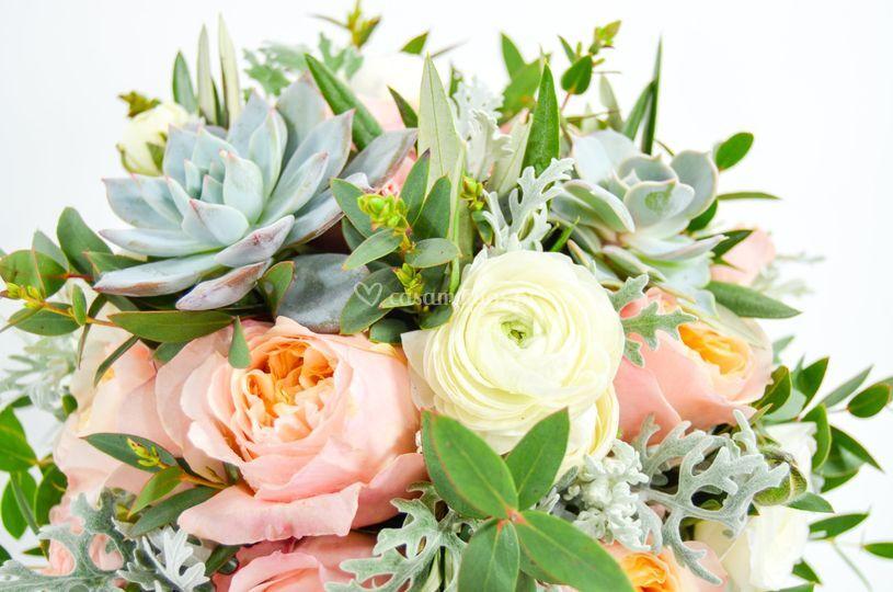 Flores no Cais
