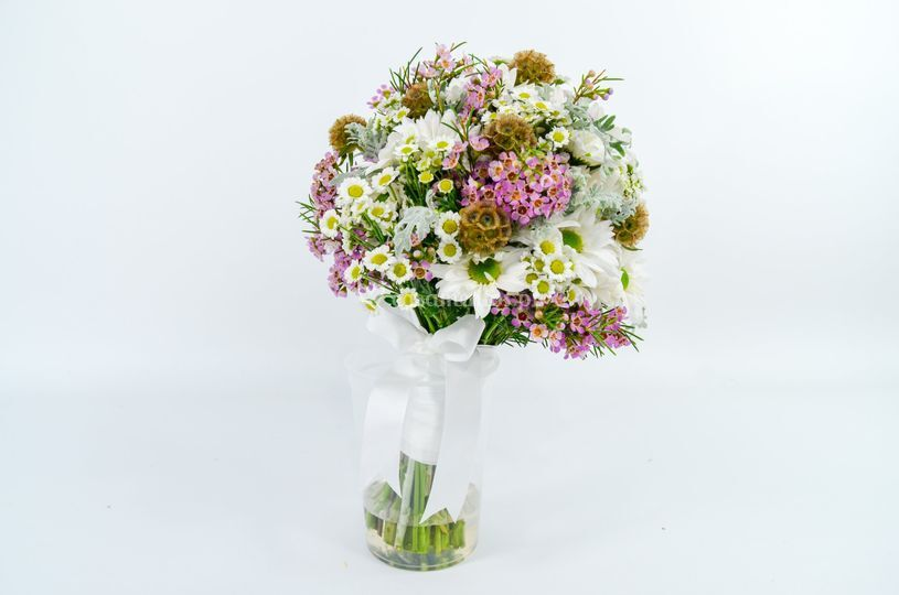 Bouquet campestre