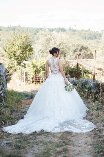 Vestido: Estela Silva