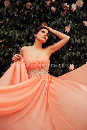 Vestido Estela Silva