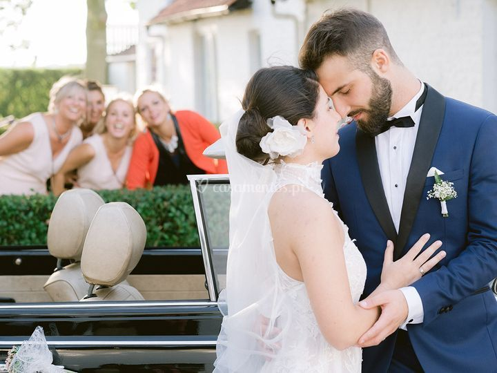 Casamento em França