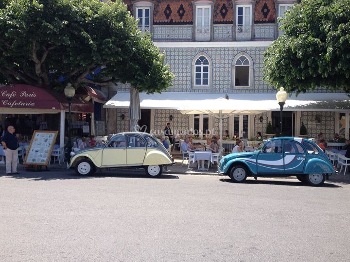 No Hotel Central em Sintra
