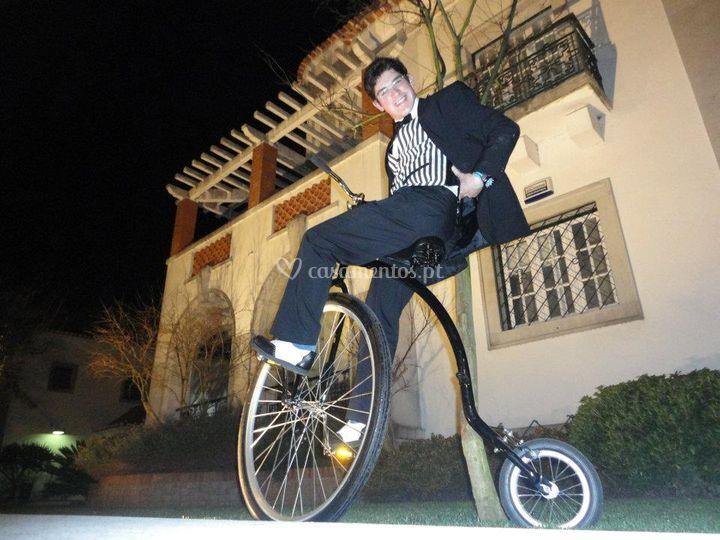 Bicicletas unicas