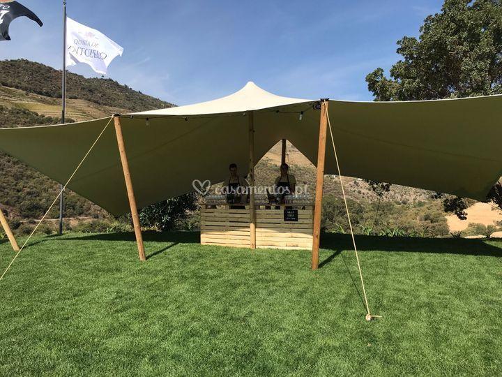 Tendas berber