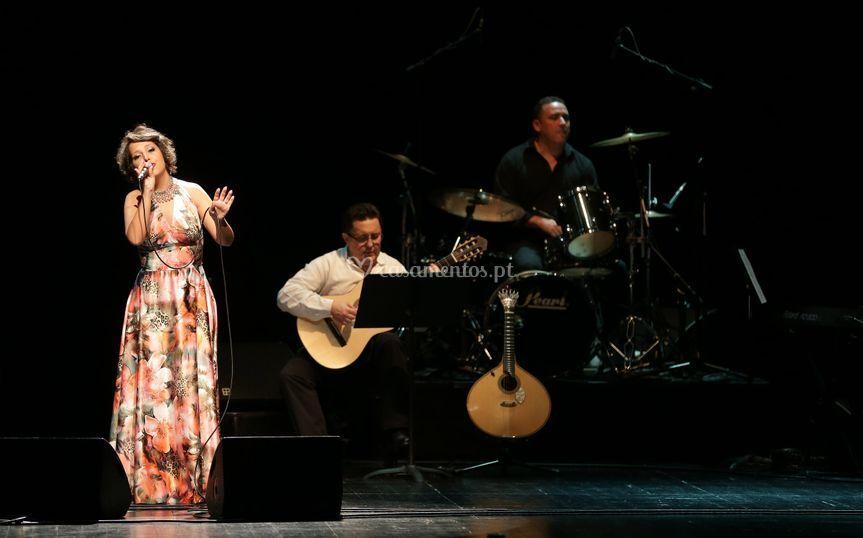 Ana Gomes - Theatro Circo