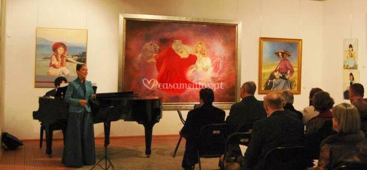 Ana Gomes - Museu Pio XII