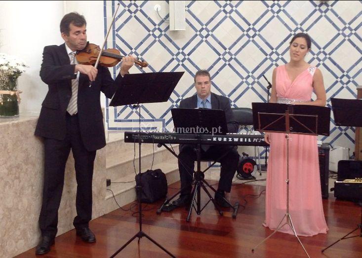 Piano, Soprano & Violino