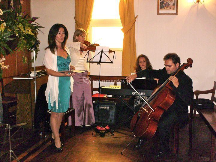 Trio Clássico & Soprano