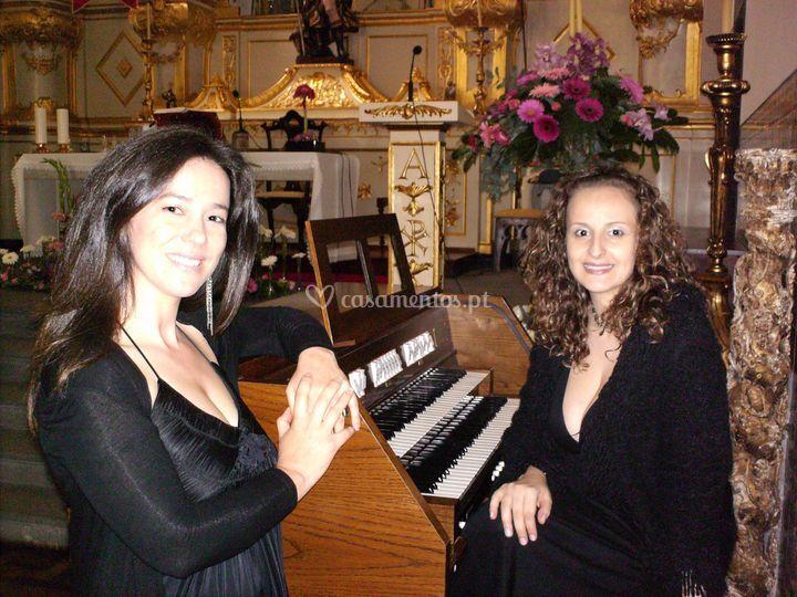 Orgão & Soprano