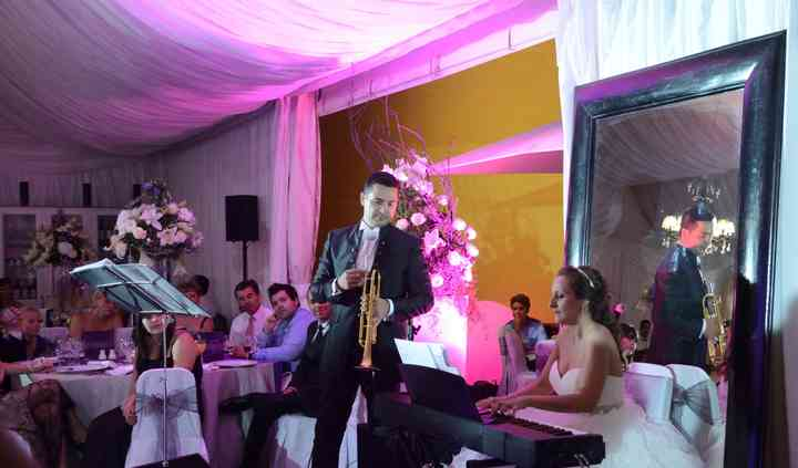 Piano & Trompete