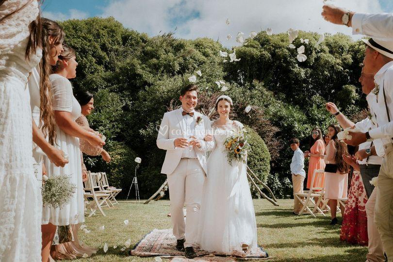 Casados de frescos
