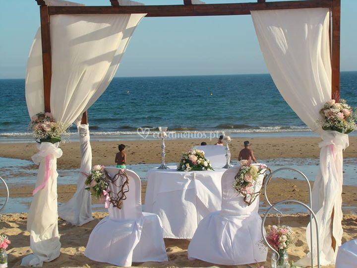 Altar praia