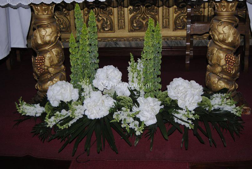 Altar de cerimónia