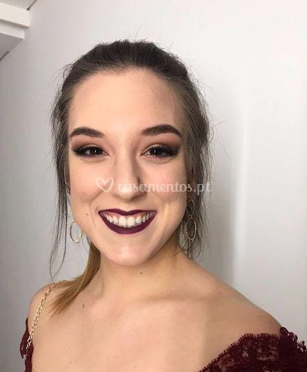 Maquilhagem festa
