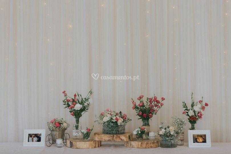 Detalhes de decoração