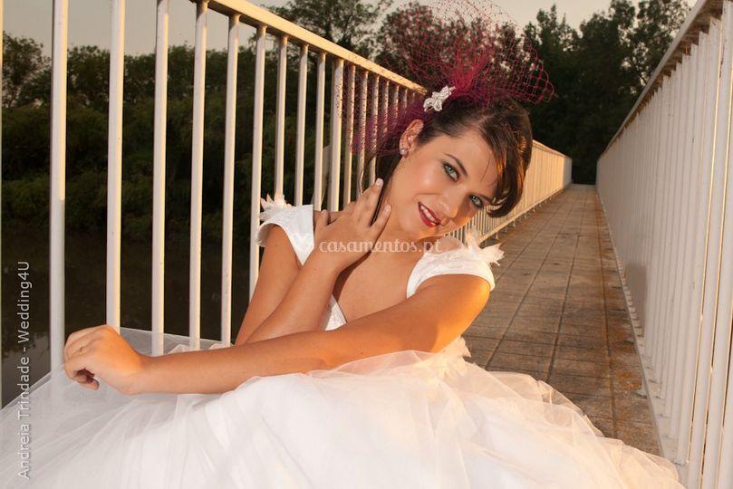 Sessão com a noiva