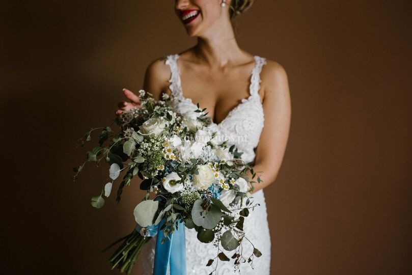 Bouquet noiva - Quinta Segade