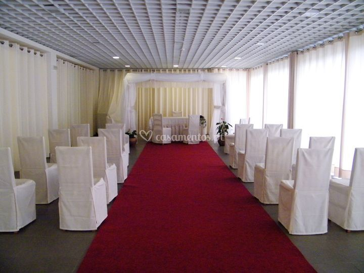 Casamento civil no interior