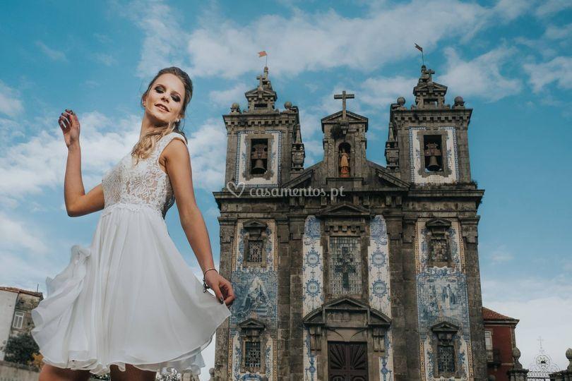 Bridalshoot by Filipe Santos