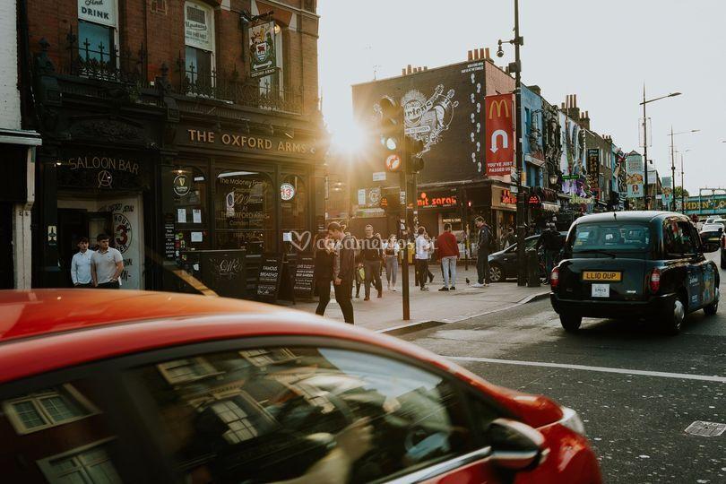 Noivos Londres