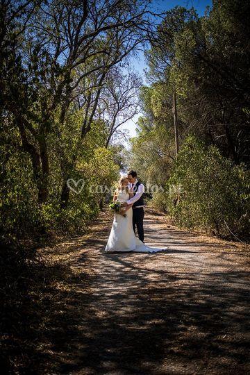 Sessão 1 ano casamento