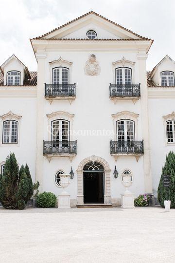 Fachada palácio