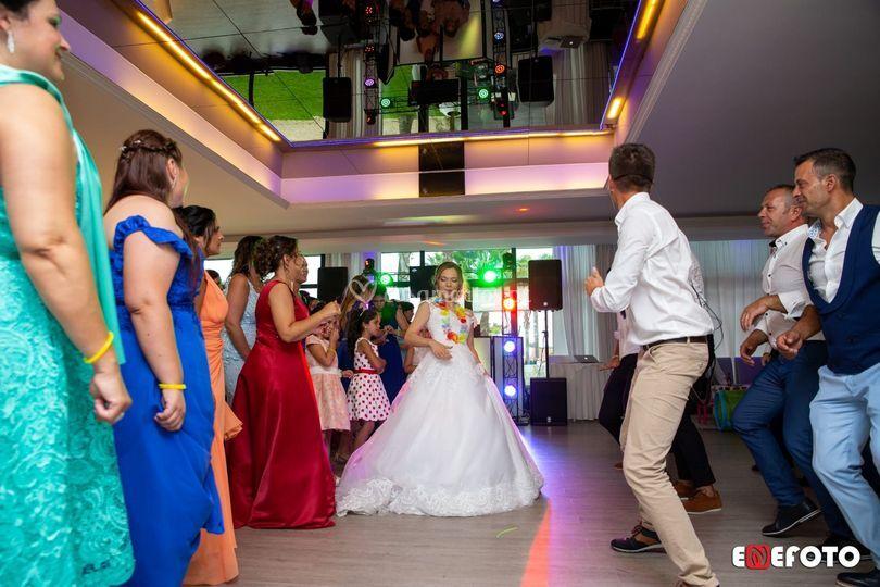 A dança das mulheres