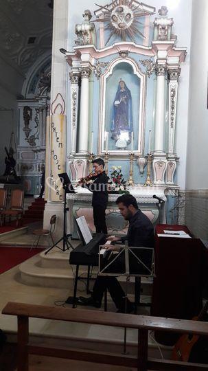 Igreja Paroquial de Paião