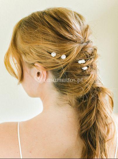 Let's HAIR hairdo + hairpins