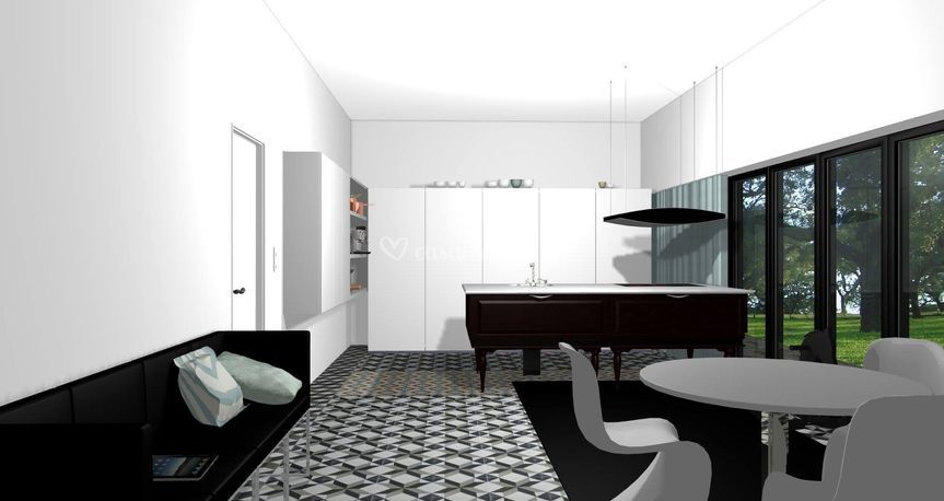 Cozinha projecto