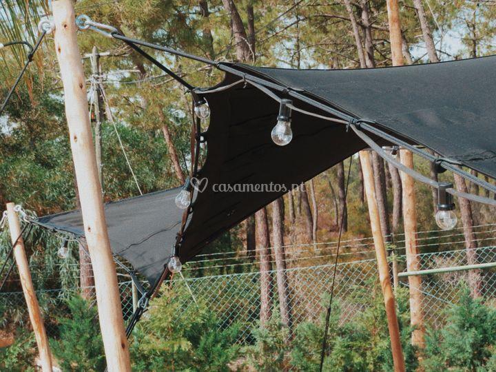 Tenda Preta