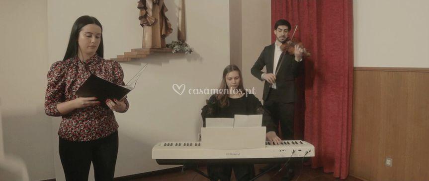 AlmArte - Música para eventos
