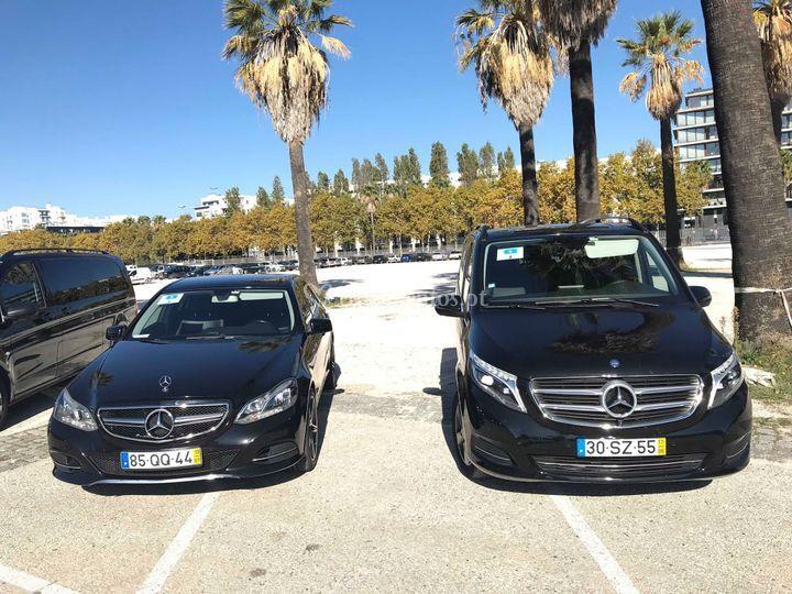 Mercedes E classe e V classe