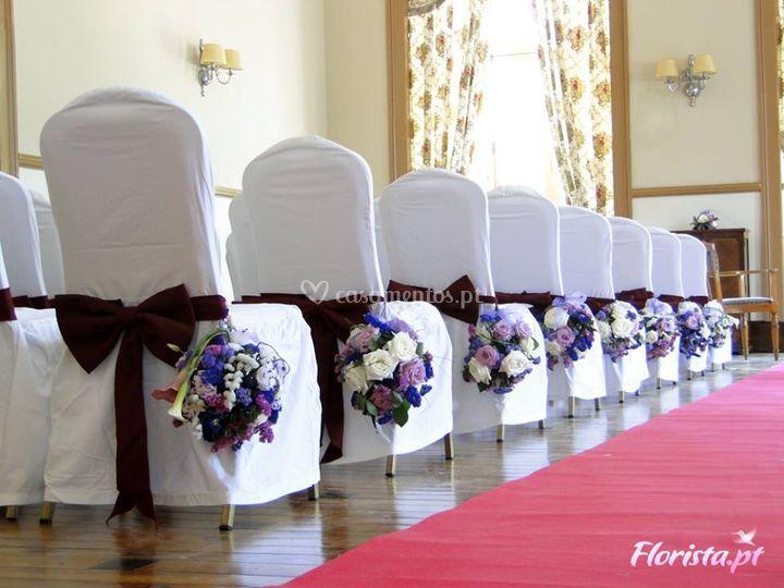 Curia Palace Hotel - Casamento