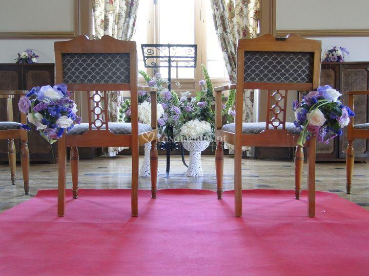 Decoração Noivos - Casamento