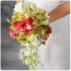 Bouquet de Noiva Orquídeas