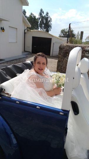 Carocha para casamento