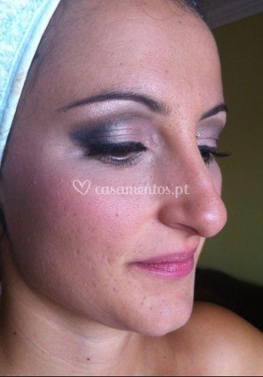 Maquilhagem Madrinha Noivo