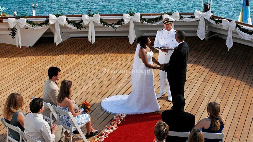 Casamentos a Bordo