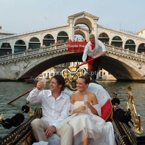 Casamentos em Veneza