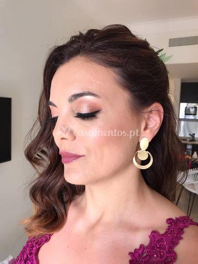 Cabelos e makeup